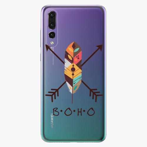 Silikonové pouzdro iSaprio - BOHO na mobil Huawei P20 Pro