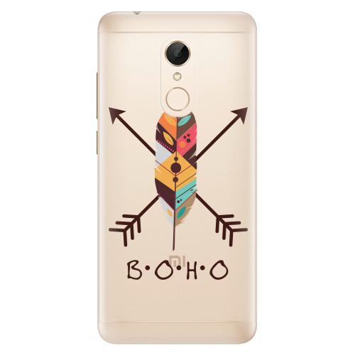 Silikonové pouzdro iSaprio - BOHO na mobil Xiaomi Redmi 5