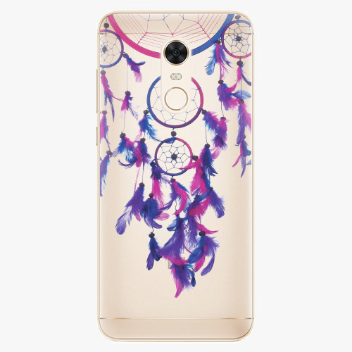 Silikonové pouzdro iSaprio - Dreamcatcher 01 na mobil Xiaomi Redmi 5 Plus