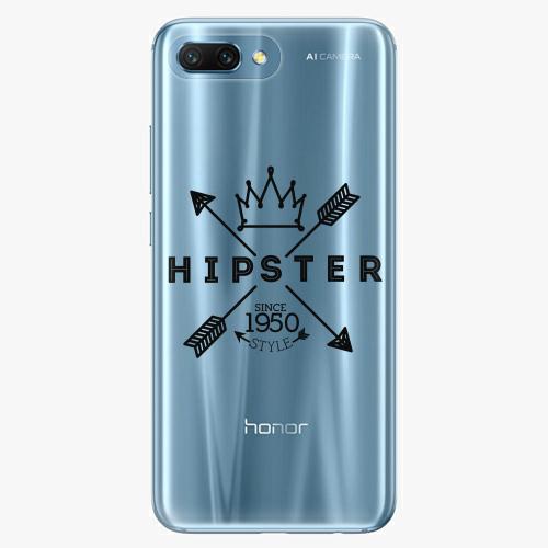 Silikonové pouzdro iSaprio - Hipster Style 02 na mobil Honor 10