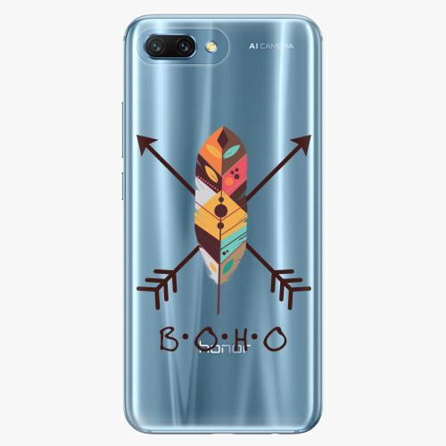 Silikonové pouzdro iSaprio - BOHO na mobil Honor 10