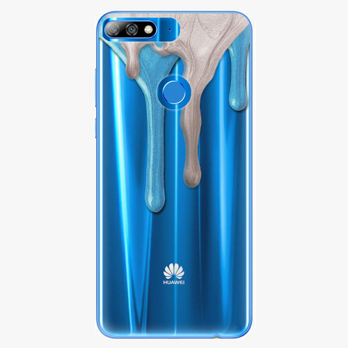 Silikonové pouzdro iSaprio - Varnish 01 na mobil Huawei Y7 Prime 2018