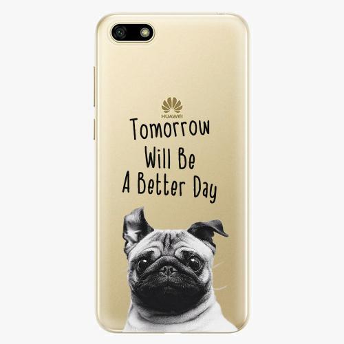 Silikonové pouzdro iSaprio - Better Day 01 na mobil Huawei Y5 2018