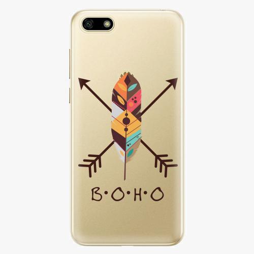 Silikonové pouzdro iSaprio - BOHO na mobil Huawei Y5 2018