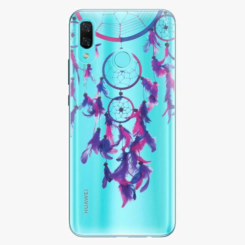 Silikonové pouzdro iSaprio - Dreamcatcher 01 na mobil Huawei Nova 3