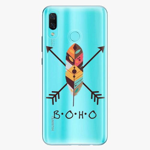 Silikonové pouzdro iSaprio - BOHO na mobil Huawei Nova 3
