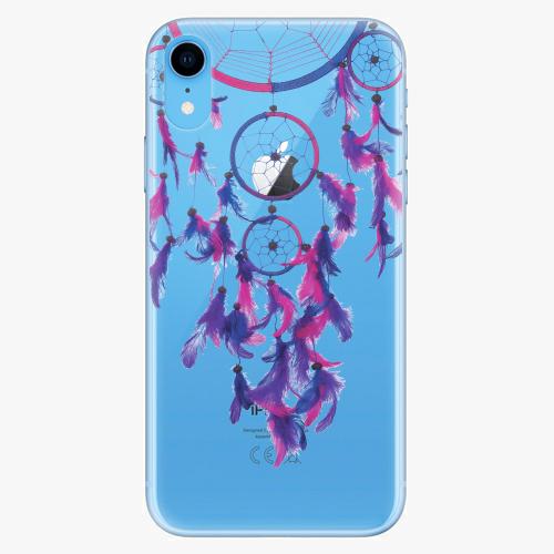 Silikonové pouzdro iSaprio - Dreamcatcher 01 na mobil Apple iPhone XR