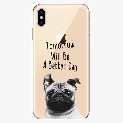 Silikonové pouzdro iSaprio - Better Day 01 na mobil Apple iPhone XS Max