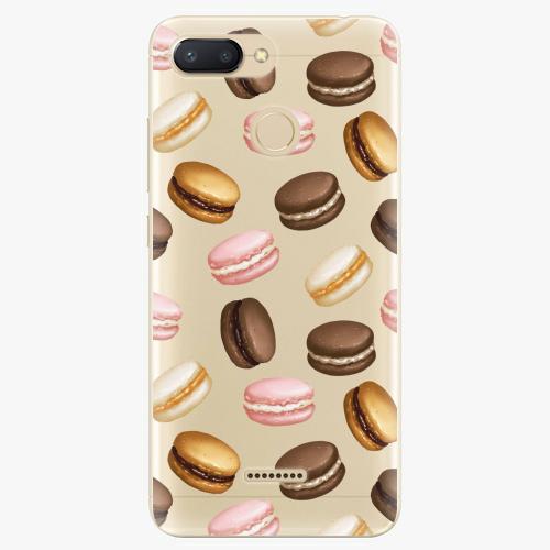 Silikonové pouzdro iSaprio - Macaron Pattern na mobil Xiaomi Redmi 6