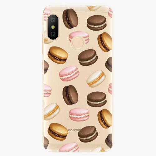 Silikonové pouzdro iSaprio - Macaron Pattern na mobil Xiaomi Mi A2 Lite