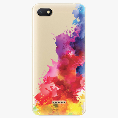 Silikonové pouzdro iSaprio - Color Splash 01 na mobil Xiaomi Redmi 6A