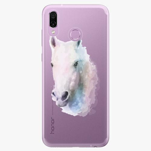 Silikonové pouzdro iSaprio - Horse 01 na mobil Honor Play