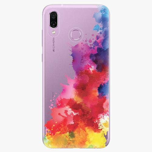 Silikonové pouzdro iSaprio - Color Splash 01 na mobil Honor Play