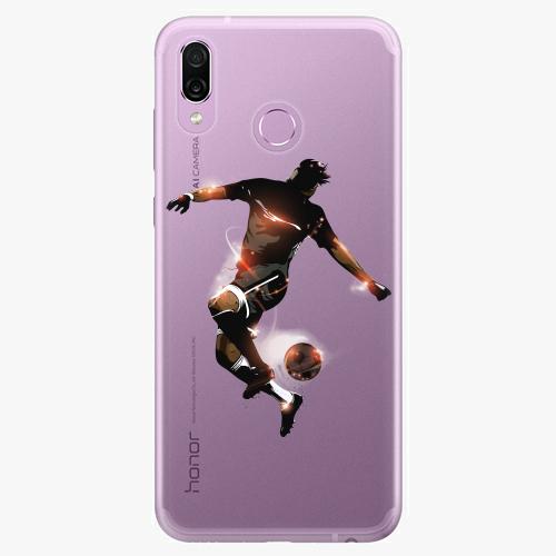Silikonové pouzdro iSaprio - Fotball 01 na mobil Honor Play