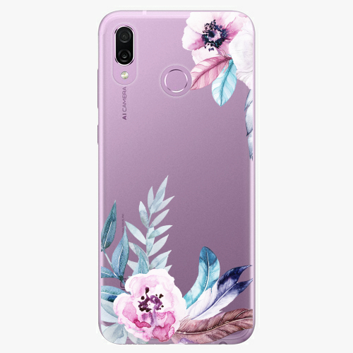 Silikonové pouzdro iSaprio - Flower Pattern 04 na mobil Honor Play