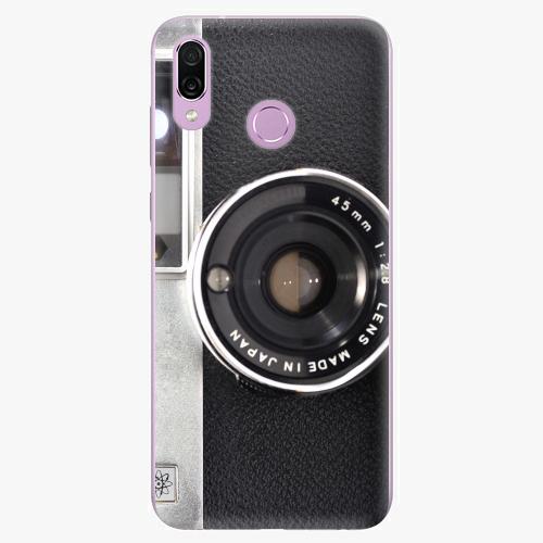 Silikonové pouzdro iSaprio - Vintage Camera 01 na mobil Honor Play