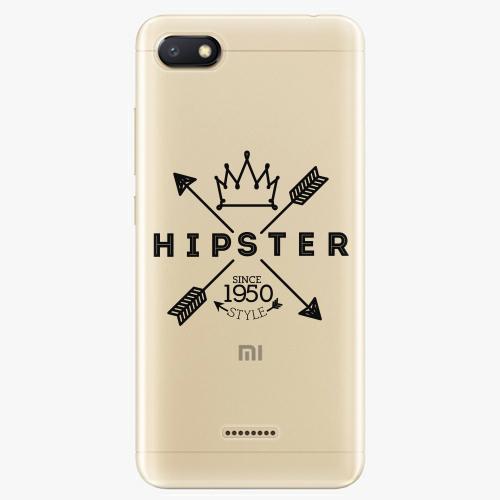 Silikonové pouzdro iSaprio - Hipster Style 02 na mobil Xiaomi Redmi 6A