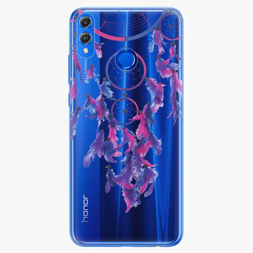 Silikonové pouzdro iSaprio - Dreamcatcher 01 na mobil Honor 8X