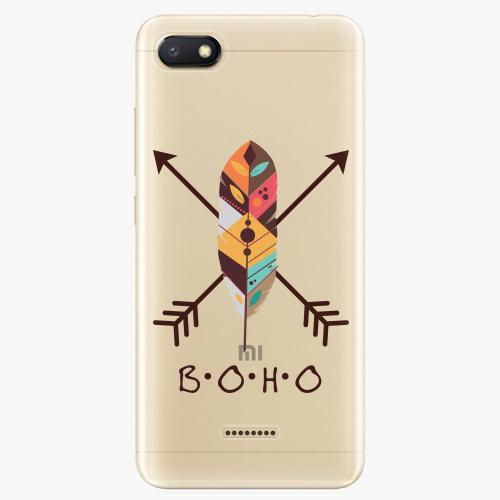 Silikonové pouzdro iSaprio - BOHO na mobil Xiaomi Redmi 6A