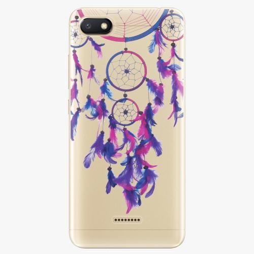 Silikonové pouzdro iSaprio - Dreamcatcher 01 na mobil Xiaomi Redmi 6A