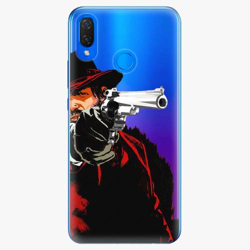 Silikonové pouzdro iSaprio - Red Sheriff na mobil Huawei Nova 3i