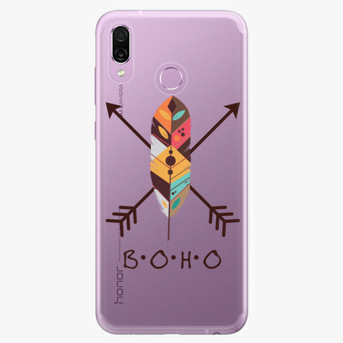 Silikonové pouzdro iSaprio - BOHO na mobil Honor Play