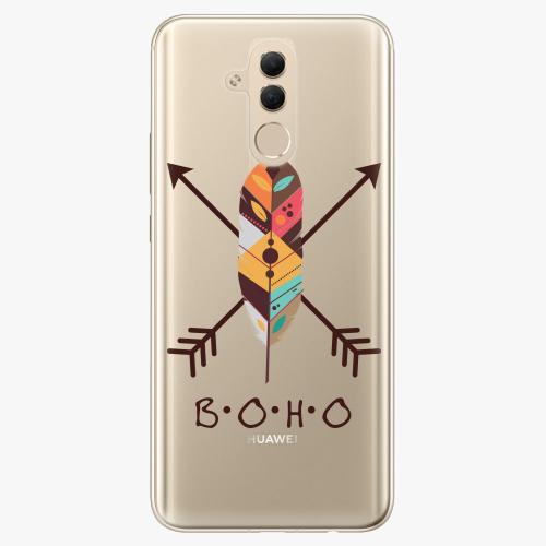 Silikonové pouzdro iSaprio - BOHO na mobil Huawei Mate 20 Lite