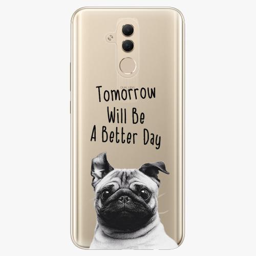 Silikonové pouzdro iSaprio - Better Day 01 na mobil Huawei Mate 20 Lite