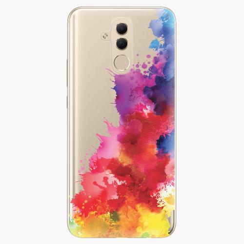 Silikonové pouzdro iSaprio - Color Splash 01 na mobil Huawei Mate 20 Lite