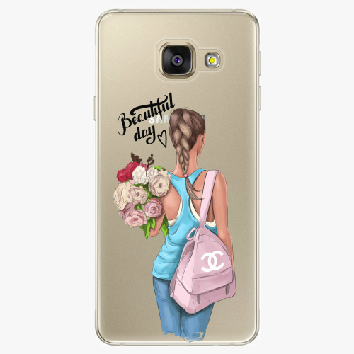 Silikonové pouzdro iSaprio - Beautiful Day na mobil Samsung Galaxy A5 2016