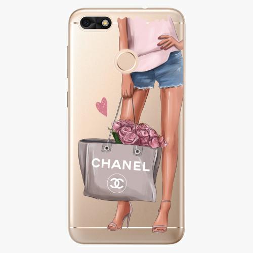 Silikonové pouzdro iSaprio - Fashion Bag na mobil Huawei P9 Lite Mini