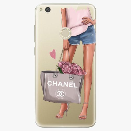 Silikonové pouzdro iSaprio - Fashion Bag na mobil Huawei P9 Lite 2017
