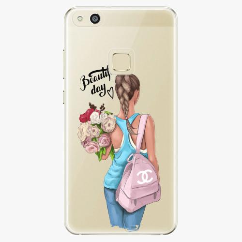Silikonové pouzdro iSaprio - Beautiful Day na mobil Huawei P10 Lite