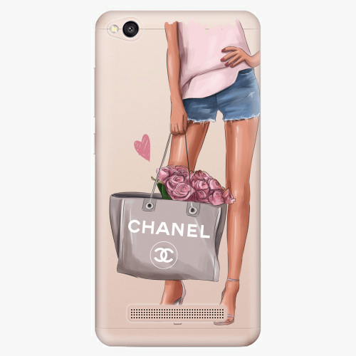 Silikonové pouzdro iSaprio - Fashion Bag na mobil Xiaomi Redmi 4A