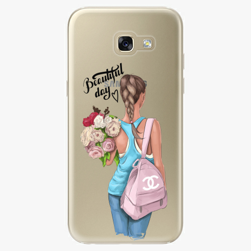 Silikonové pouzdro iSaprio - Beautiful Day na mobil Samsung Galaxy A5 2017