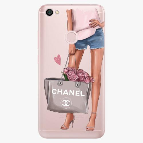 Silikonové pouzdro iSaprio - Fashion Bag na mobil Xiaomi Redmi Note 5A / 5A Prime