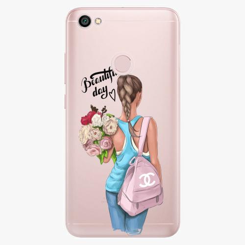 Silikonové pouzdro iSaprio - Beautiful Day na mobil Xiaomi Redmi Note 5A / 5A Prime