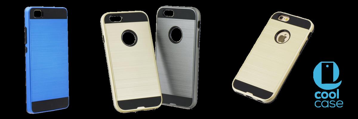 Odolné a nárazuvzdorné pouzdro Panzer Moto Case na zadní část mobilního telefonu