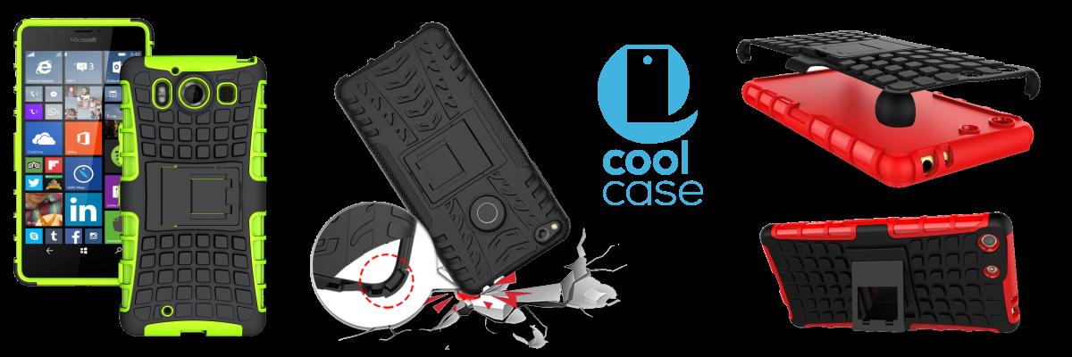 Odolné pouzdro Panzer Case na mobilní telefon