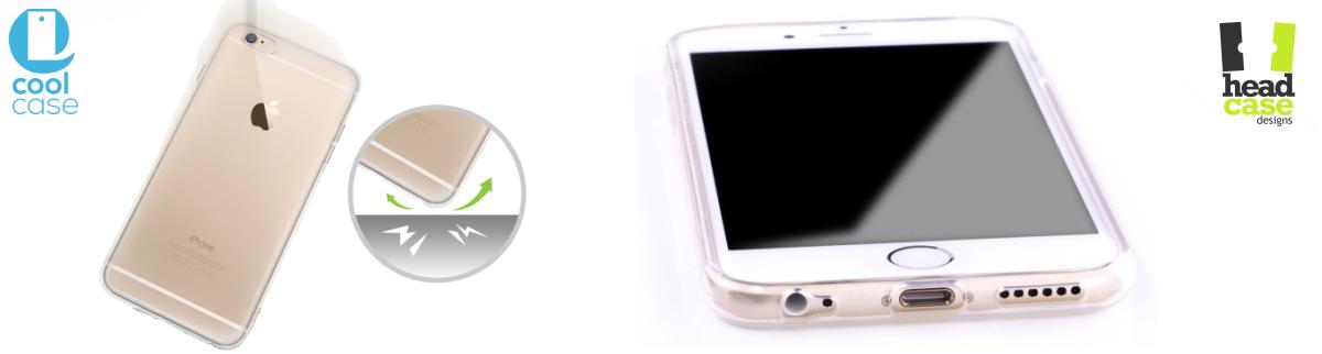 Silikonová pouzdra na mobily, obaly a kryty Head Case