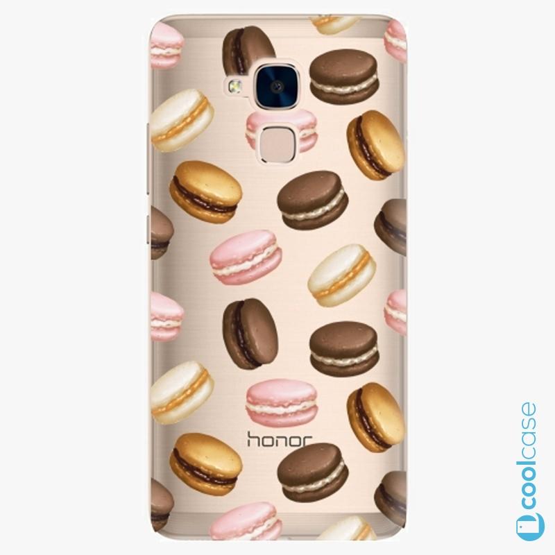 Silikonové pouzdro iSaprio - Macaron Pattern na mobil Honor 7 Lite