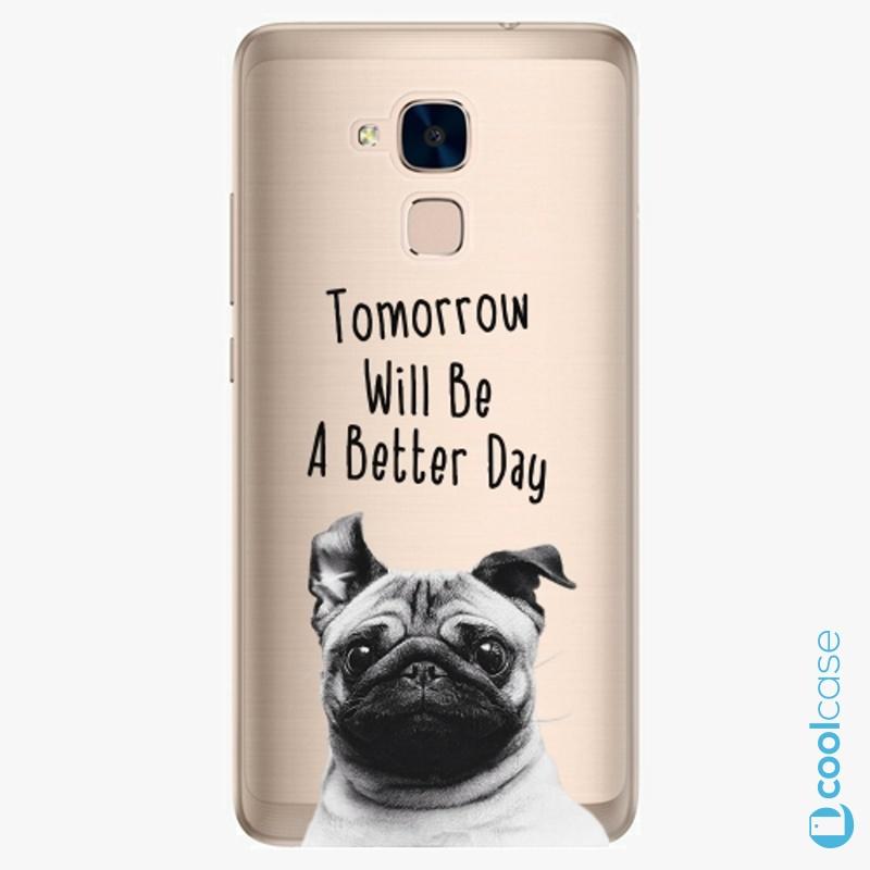 Silikonové pouzdro iSaprio - Better Day 01 na mobil Honor 7 Lite