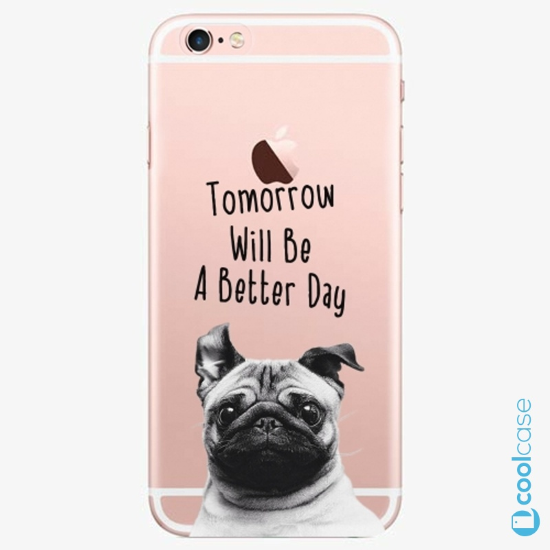 Silikonové pouzdro iSaprio - Better Day 01 na mobil Apple iPhone 6 Plus / 6S Plus