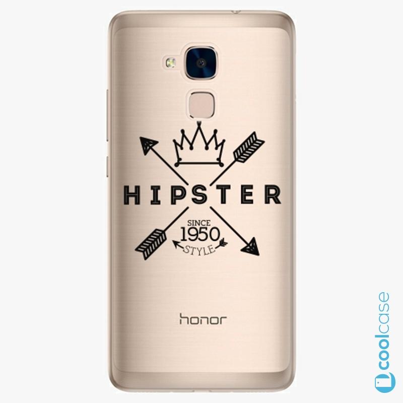 Silikonové pouzdro iSaprio - Hipster Style 02 na mobil Honor 7 Lite