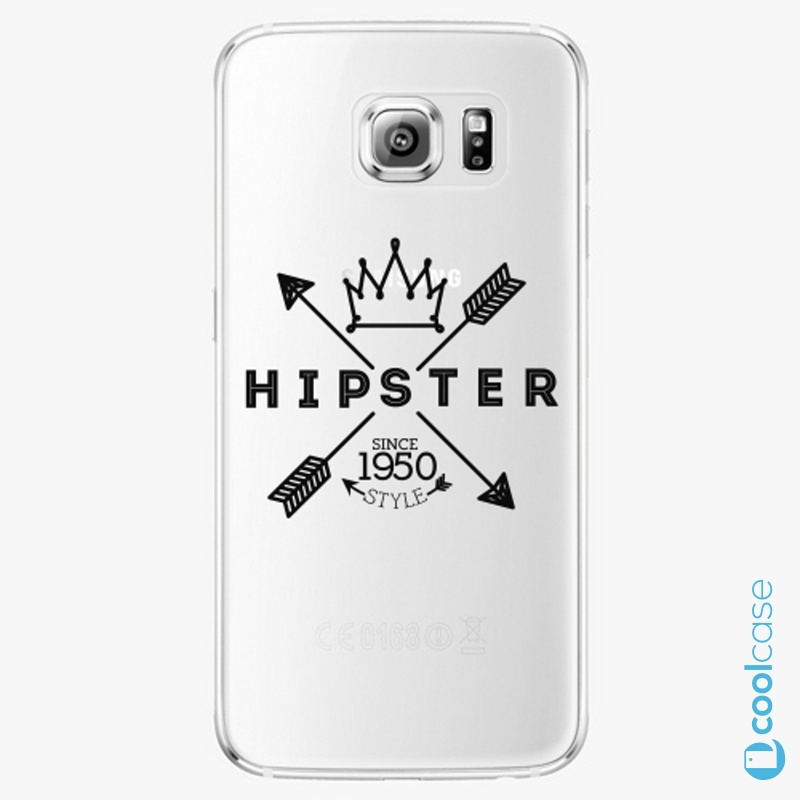 Silikonové pouzdro iSaprio - Hipster Style 02 na mobil Samsung Galaxy S6 Edge