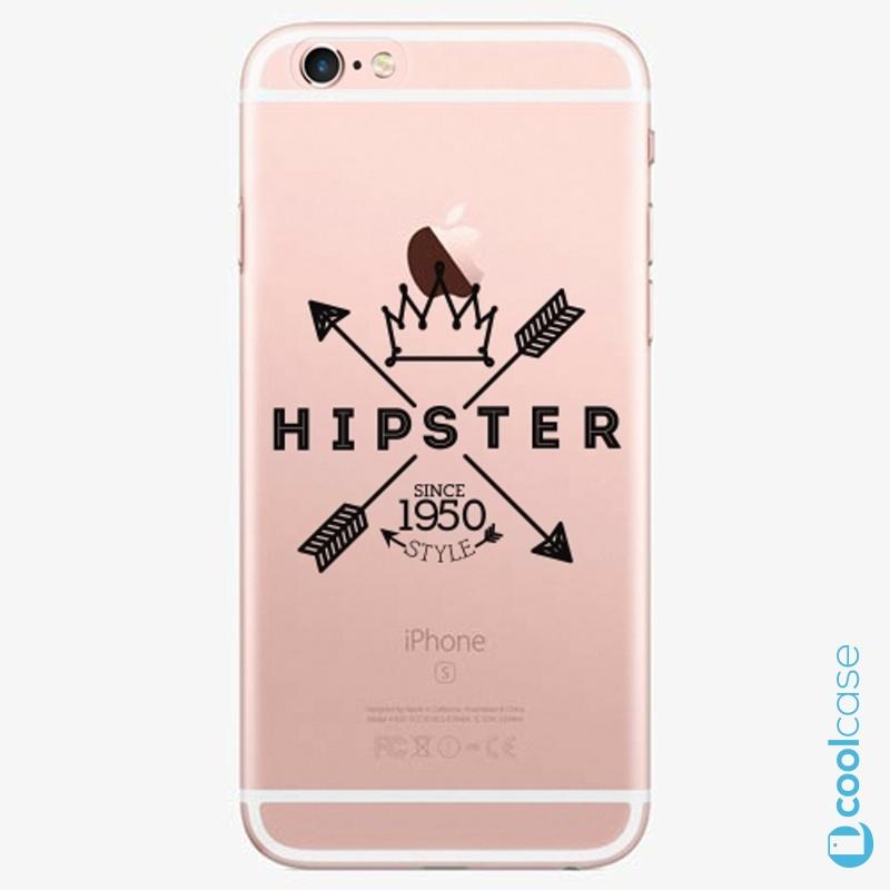 Silikonové pouzdro iSaprio - Hipster Style 02 na mobil Apple iPhone 6 Plus / 6S Plus