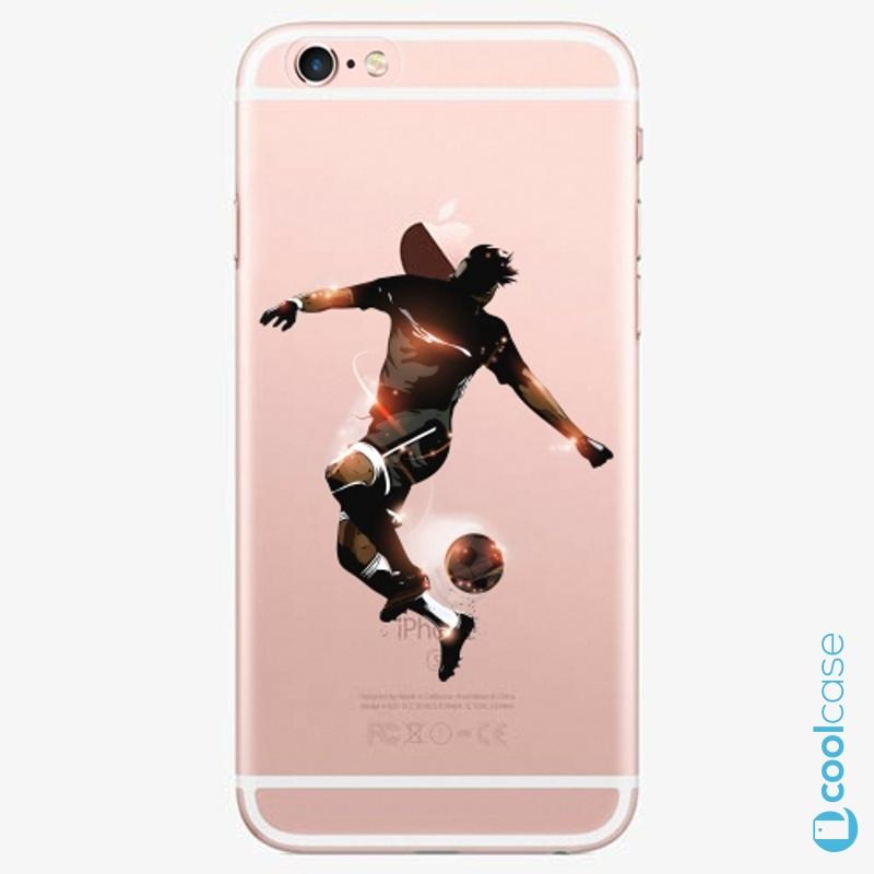 Silikonové pouzdro iSaprio - Fotball 01 na mobil Apple iPhone 6 Plus / 6S Plus