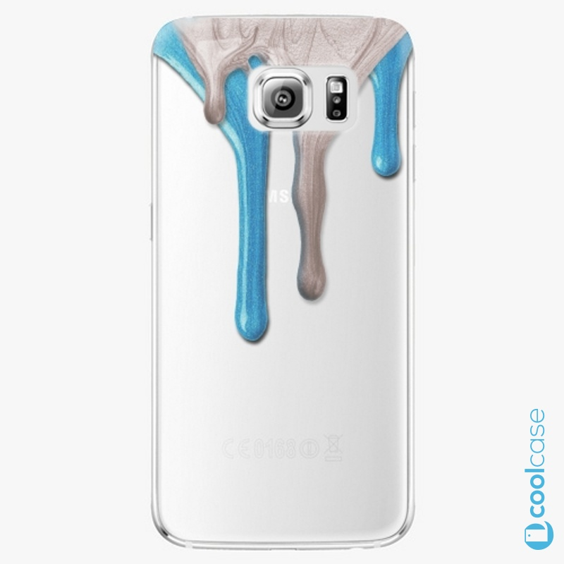 Silikonové pouzdro iSaprio - Varnish 01 na mobil Samsung Galaxy S6 Edge