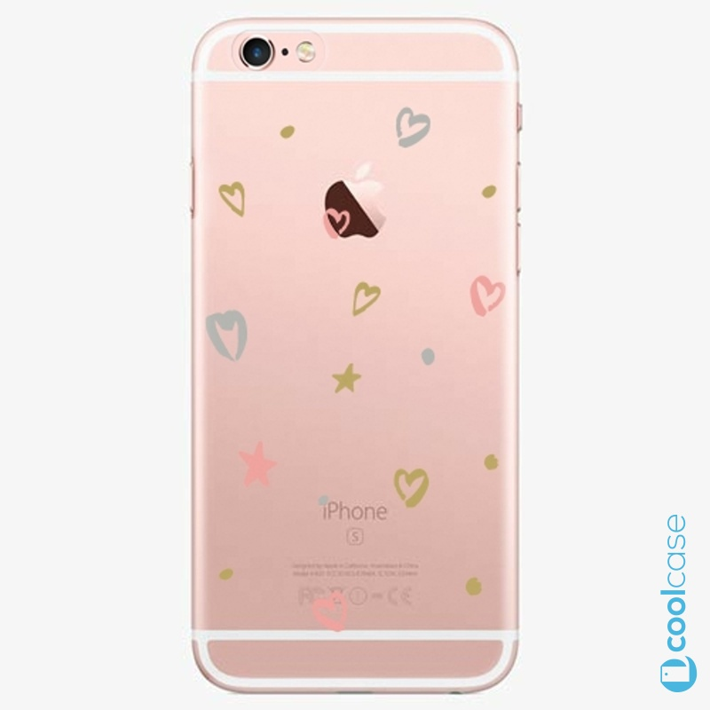 Silikonové pouzdro iSaprio - Lovely Pattern na mobil Apple iPhone 6 Plus / 6S Plus