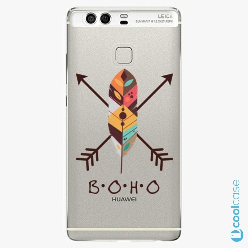 Silikonové pouzdro iSaprio - BOHO na mobil Huawei P9